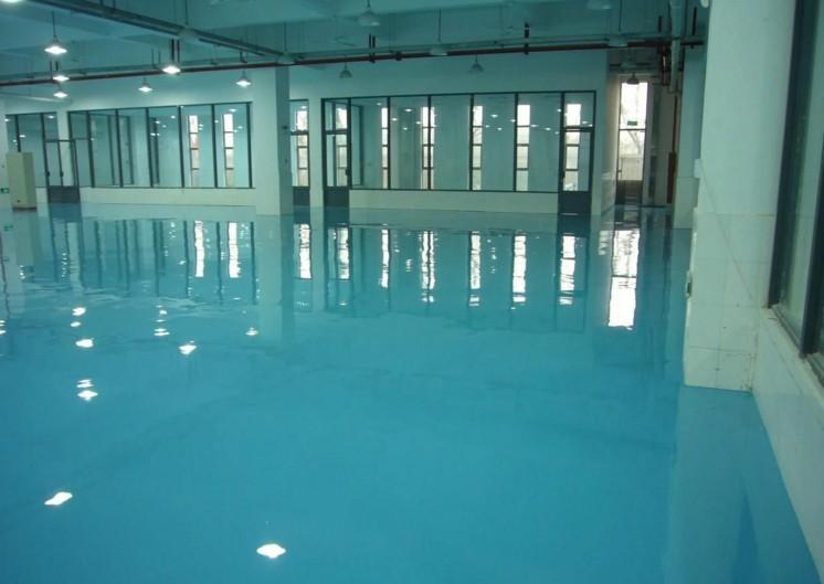 环氧树脂玻纤砂浆地坪Anti-corrosion Monolithic Resin Floor