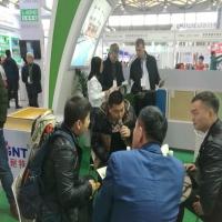 【固耐特】亮相上海国际地坪展 高性能聚氨酯砂浆地坪备受青睐