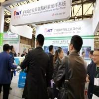 固耐特上海国际地坪展之行圆满落幕 全体系聚氨酯产品备受青睐