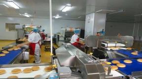 烘培食品加工行业——东莞香尔麦