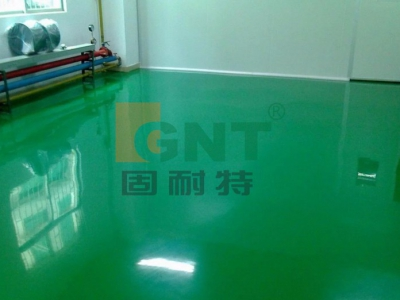 薄涂式防静电地坪 Thin- coat Anti-static Epoxy